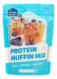 The Protein Bread Co - Protein Muffin Mix Original 340g