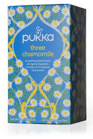 Pukka - Three Chamomile 20 Bags