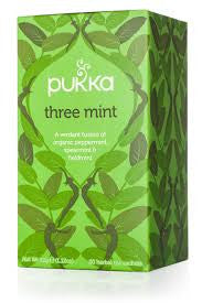 Pukka - Three Mint 20 Bags