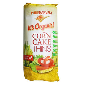 Pure Harvest - Organic Thin Corn Cakes 150g