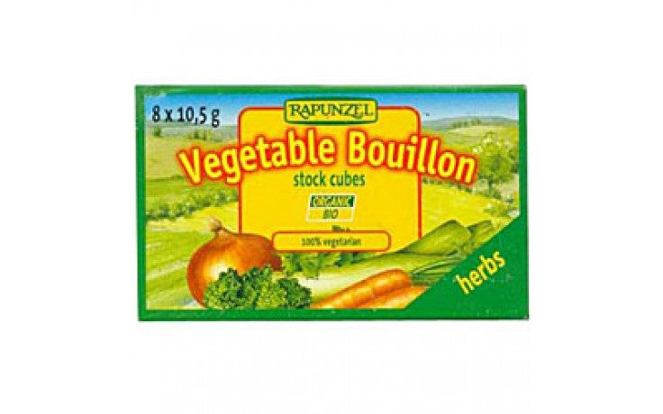Rapunzel - Organic Vegetable Bouillon 84g
