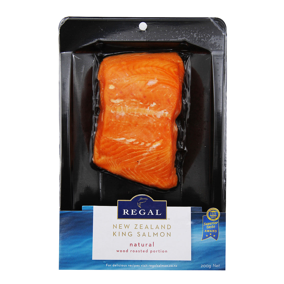 Regal - Marlborough King Salmon Natural portion 200g