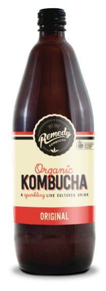 Remedy - Organic Kombucha Original 750ml