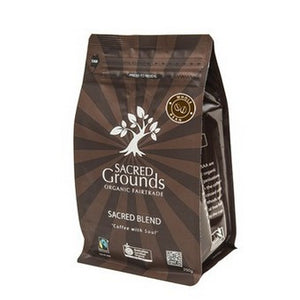 Sacred Grounds - Sacred Blend Whole Bean 250g