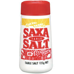 Saxa - Table Salt 125g