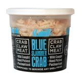 Seavory Blue Swimmer Crab Claw Meat 227g