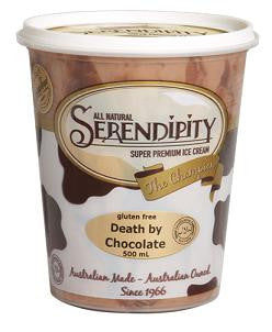Serendipity - Death By Chocolate Ice Cream 500ml