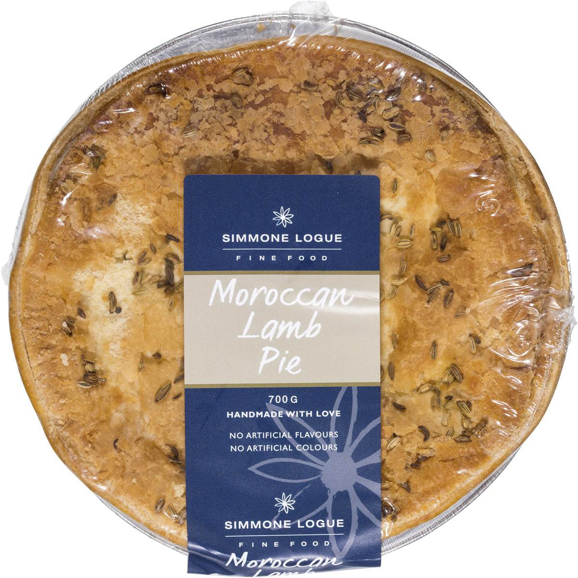 Simmone Logue - Moroccan Lamb Pie 700g