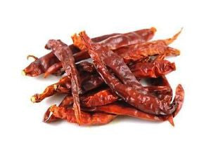 Spice & Co - Chillies Whole 20g