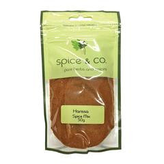 Spice & Co - Harissa 50g