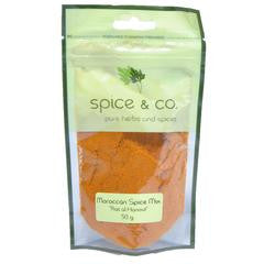 Spice & Co - Moroccan Spice Mix 50g