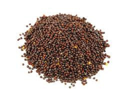 Spice & Co - Mustard Seeds Brown 80g