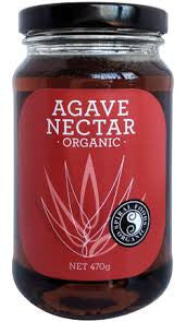 Spiral Foods - Organic Agave Nectar 470g