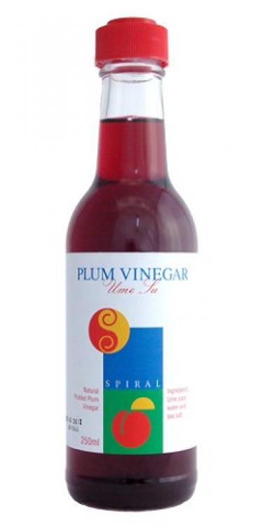 Spiral - Ume Su Plum Vinegar 250ml