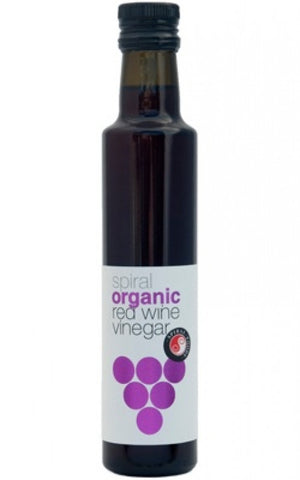 Spiral Foods - Organic Red Wine Vinegar 250ml