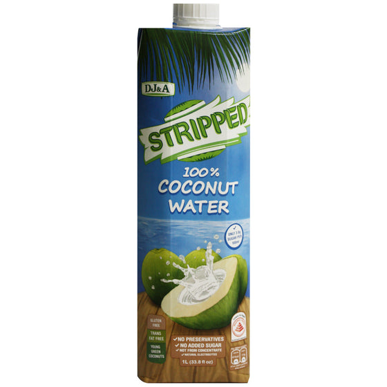 Stripped - 100% Coconut Water 1Lt