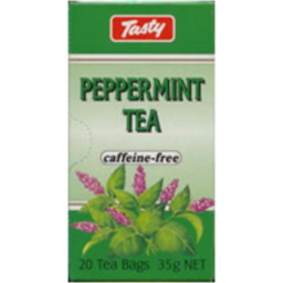 Tasty - Peppermint Tea 20 Bags