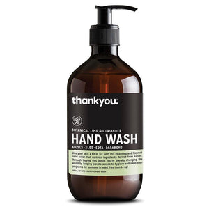 thankyou. - Hand Wash Lime & Coriander 500ml
