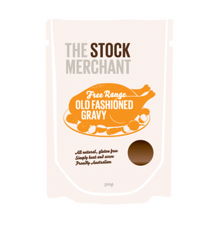 The Stock Merchant - Free Range Old Fashioned Gravy 300g