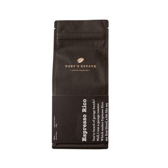 Toby's Estate - Espresso Rico Whole Bean 200g