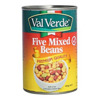 Val Verde - Five Mixed Beans 400g