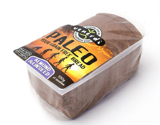 Venerdi - Paleo Sliced Bread - Almond & Linseed 550g
