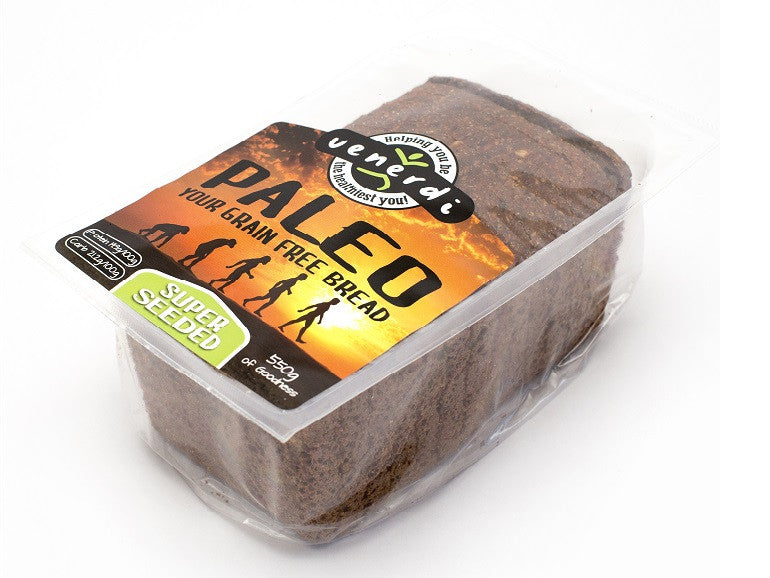 Venerdi - Paleo Bread - Super Seeded 550g