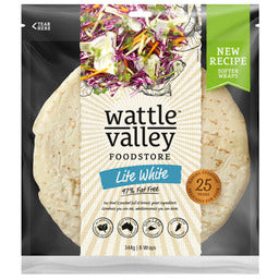 Wattle Valley - Lite White 97% Fat Free 8 pack