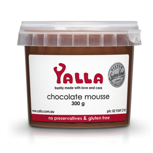 Yalla - Chocolate Mousse 300g