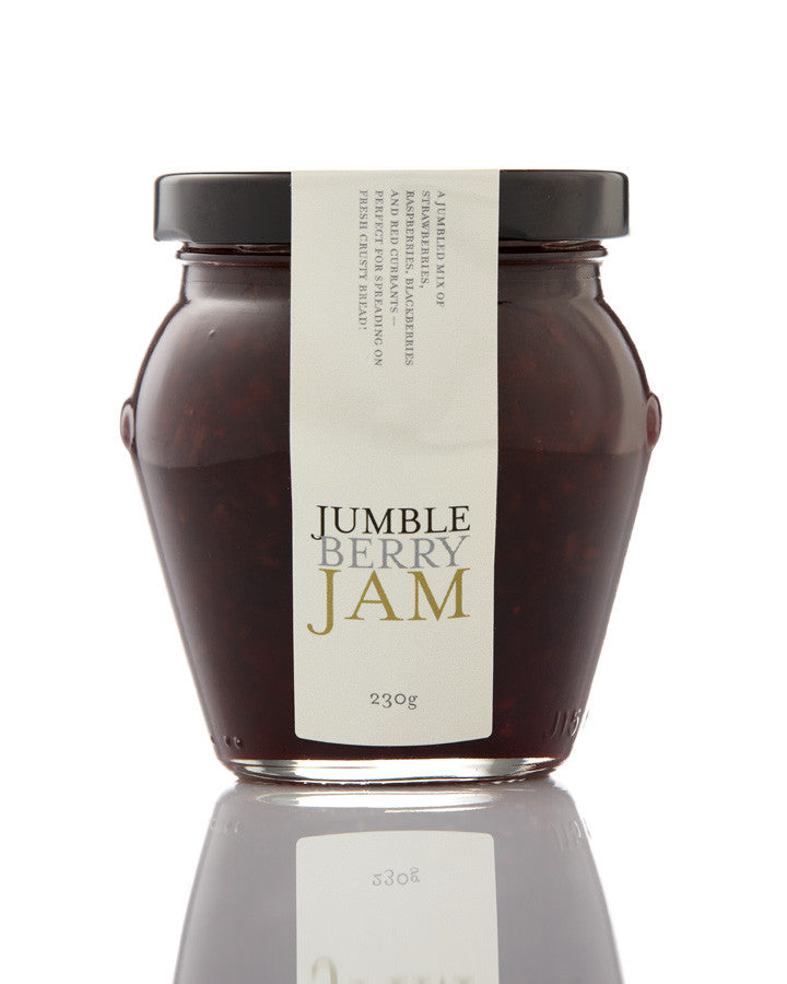 Yarra Valley - Jumble Berry Jam 230g