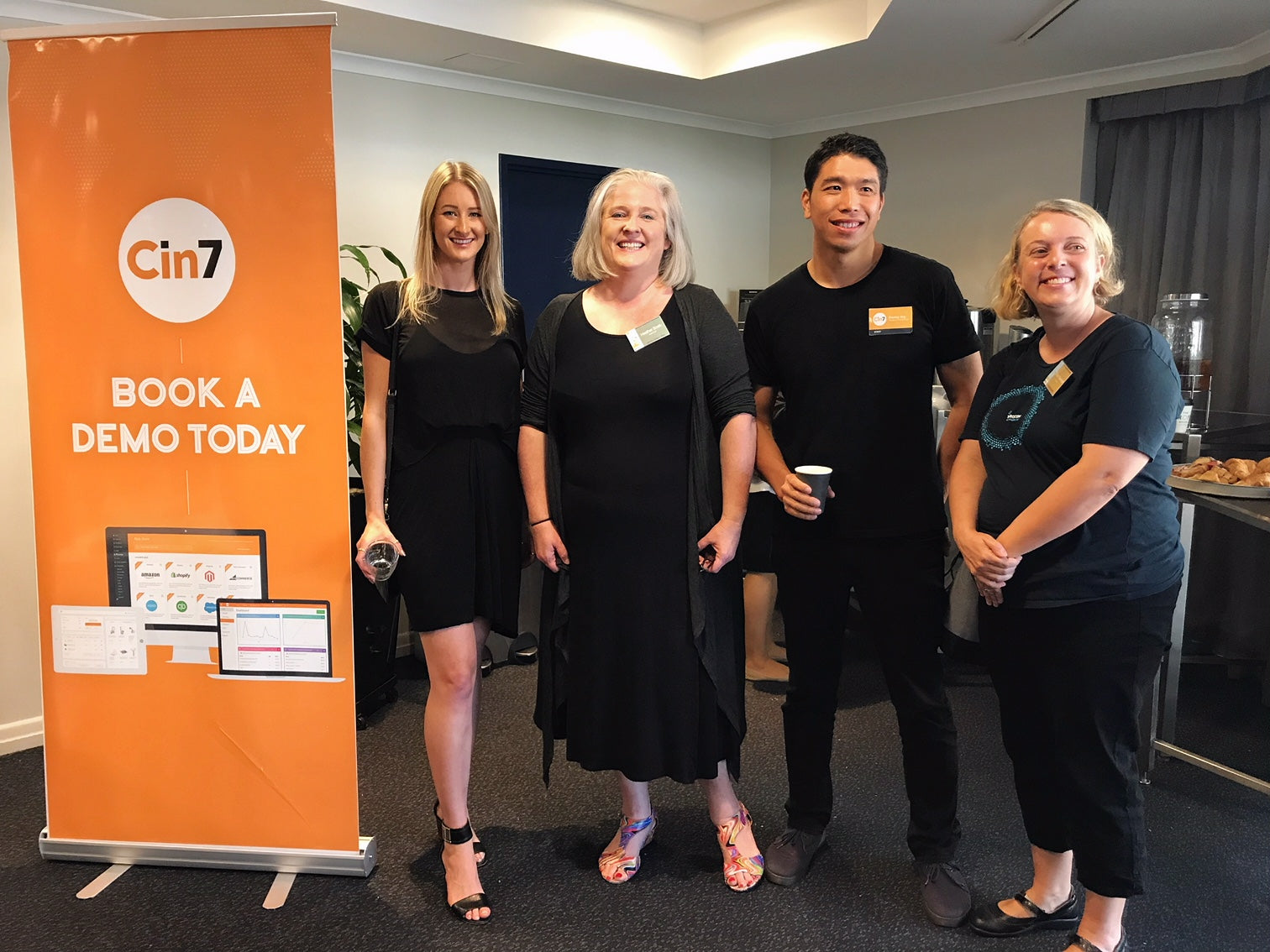 RearViz at Cin7's Retailer's Breakfast: Get Amazon Australia Ready!