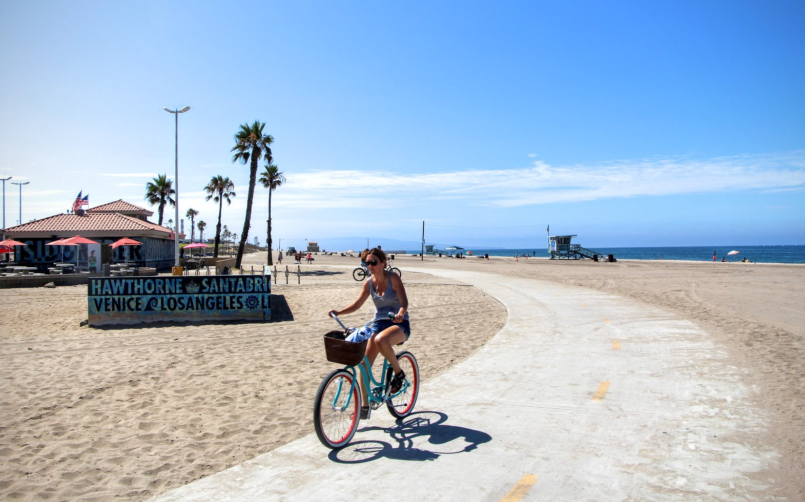 Hottest Tracks in California to Hit on a Bicycle this Summer