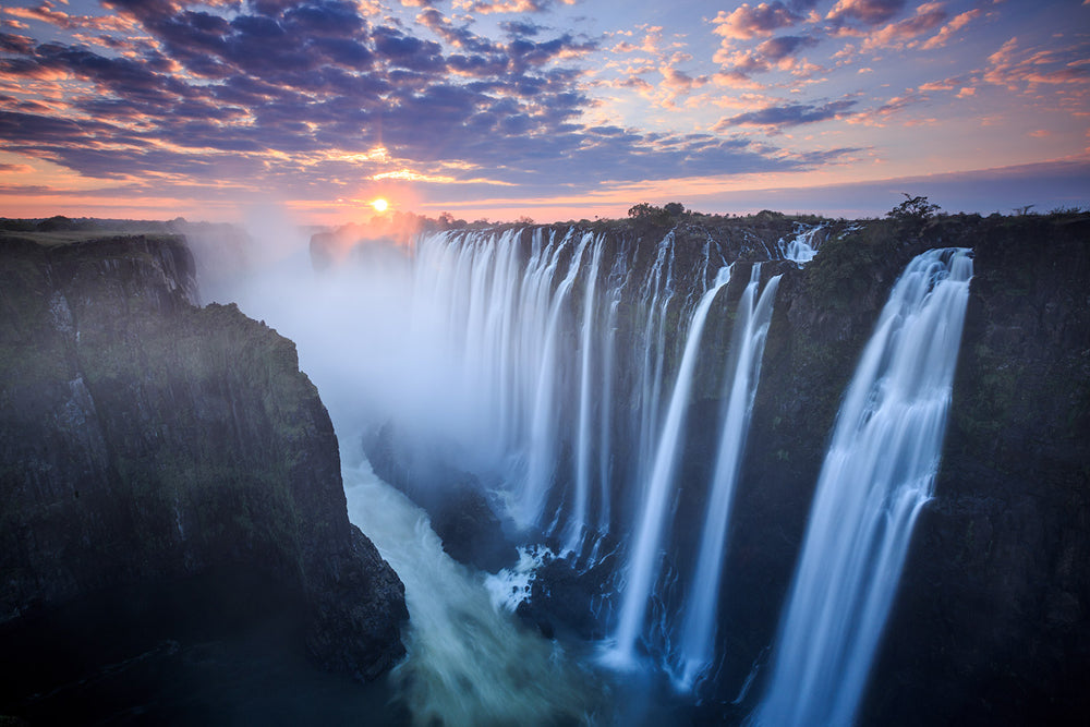 7 Continents and 7 unreal Waterfalls you need on your bucket list