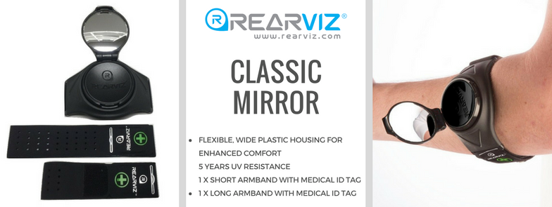 RearViz Classic Cycling Mirror