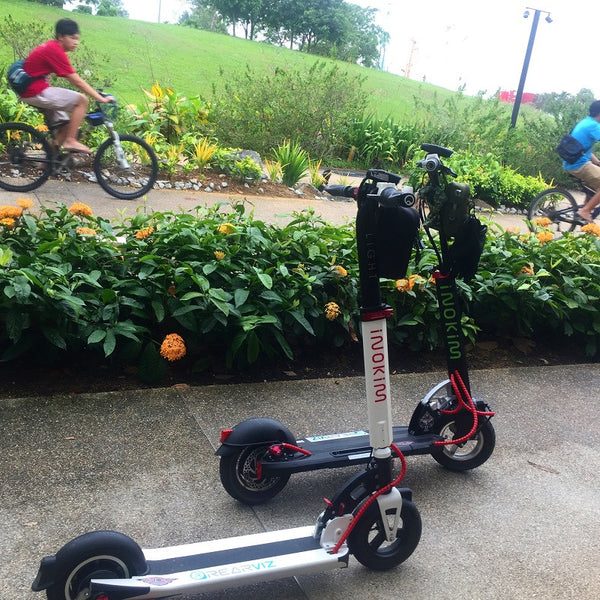 Electric Ikono Scooters Singapore