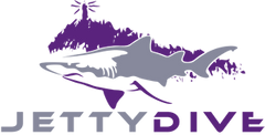 Jetty Dive Center Logo