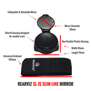 Slim Line Mirror SL-15
