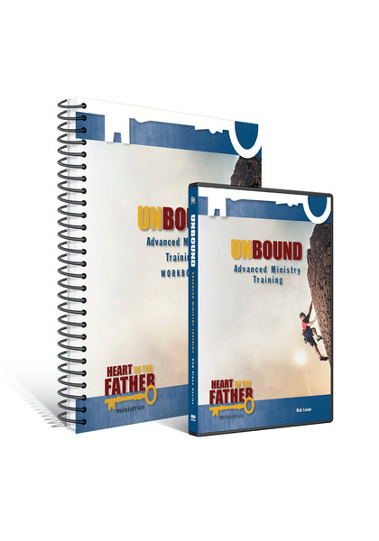 Unbound Advanced Ministry Training DVD and Workbook Set