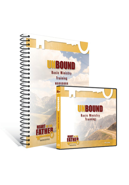 Unbound Basic Ministry Training CD and Workbook set