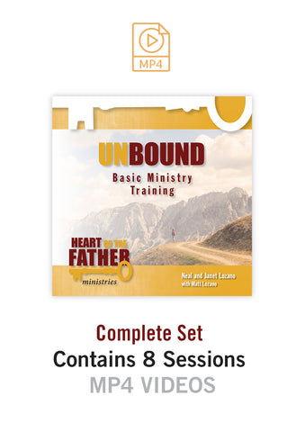 Unbound Basic Ministry Training MP4 Videos [Complete Set]