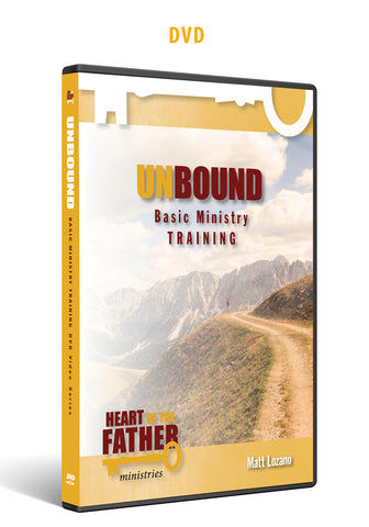 Unbound Basic Ministry Training DVD Video Series