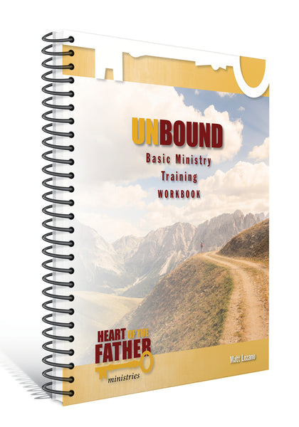 Unbound Basic Ministry Training Workbook