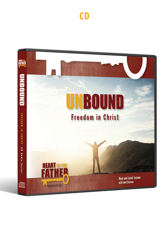 Unbound Freedom in Christ CD Series