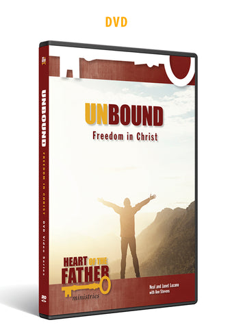 Unbound Freedom in Christ DVD Series