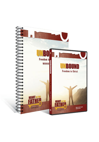 Unbound Freedom in Christ DVD + Workbook Set