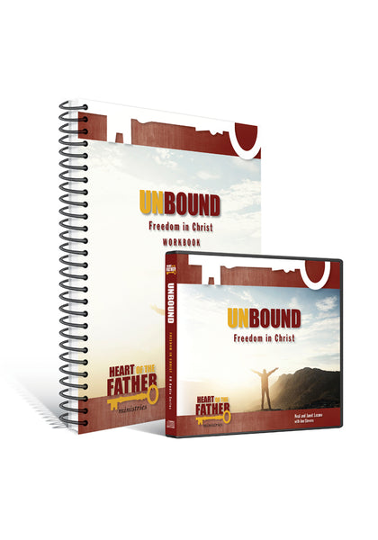 Unbound Freedom in Christ CD + Workbook Set