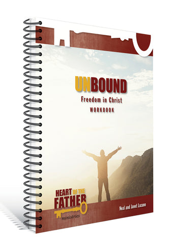 Unbound Freedom in Christ Workbook