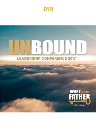 Unbound Leadership Conference 2017 DVDs