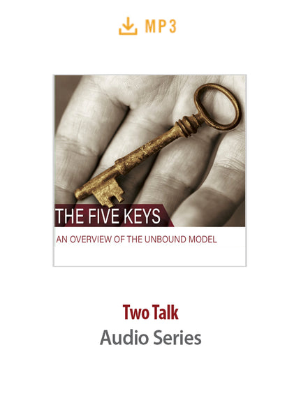The Five Keys:  An Overview of the Unbound Model MP3