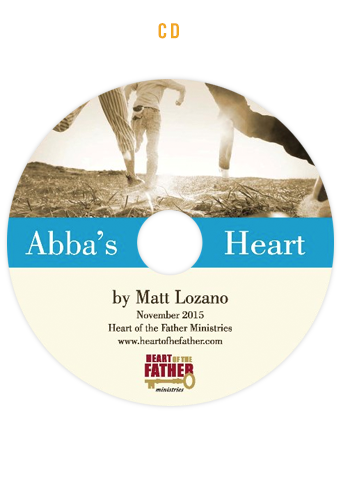 Abba's Heart Talk CD